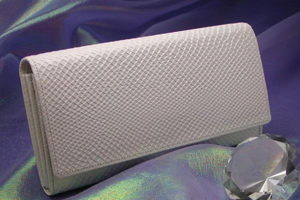 財布屋の長財布 白蛇財布