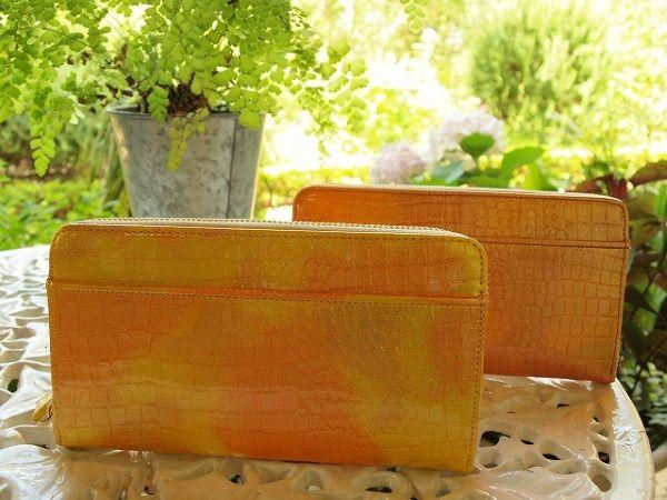 幸せ財布2種類