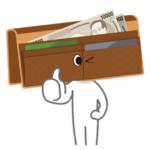 幸せ財布くん