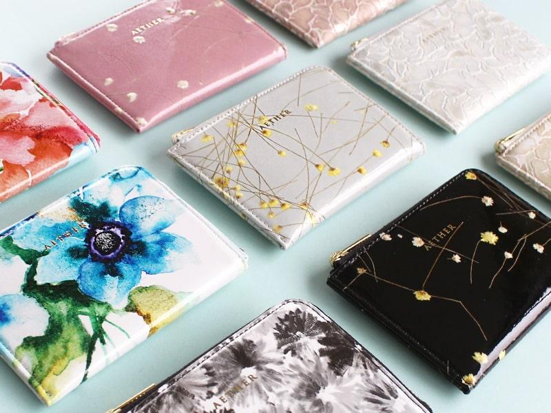 レディースミニ財布